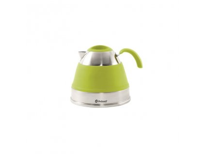 650311 Collaps Kettle 2.5L Lime Green Main photo 1