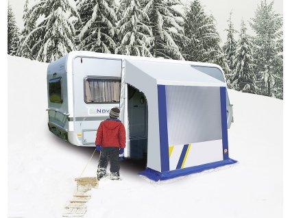 Zimni predstan Weissach 1