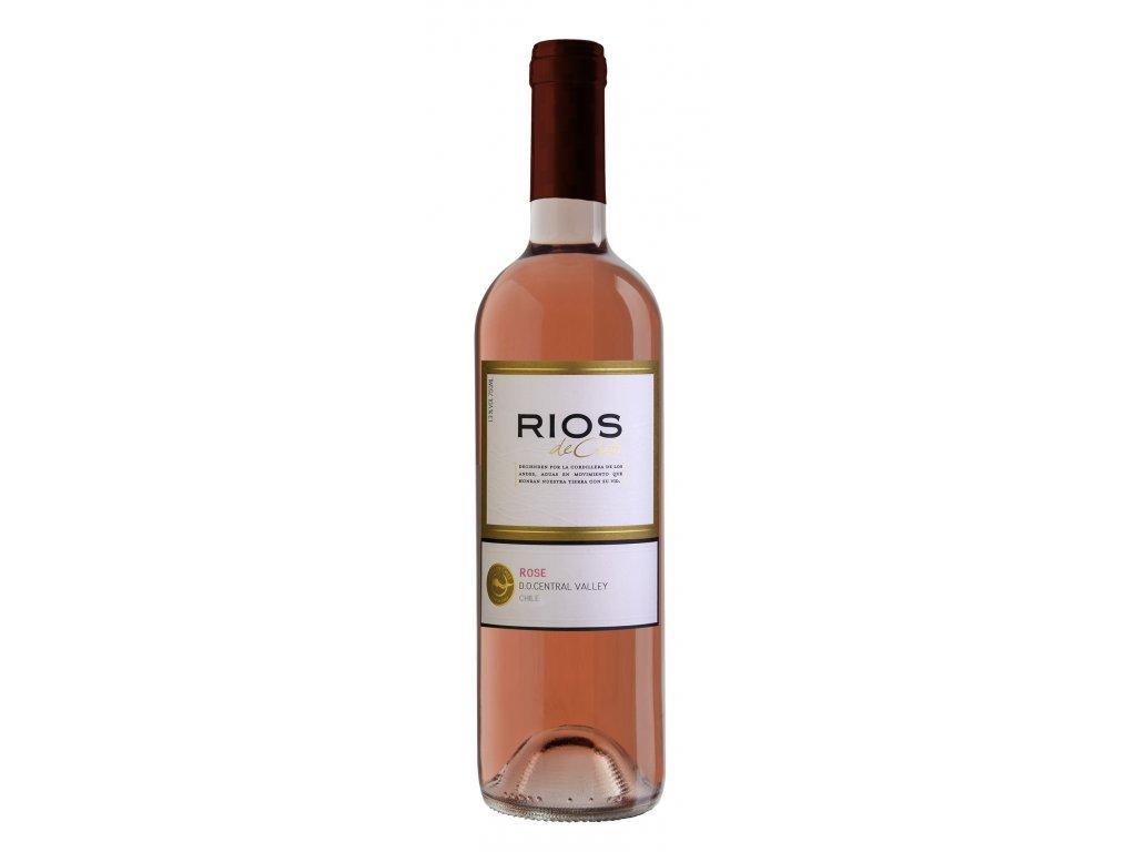 ROSE Rios de Chile