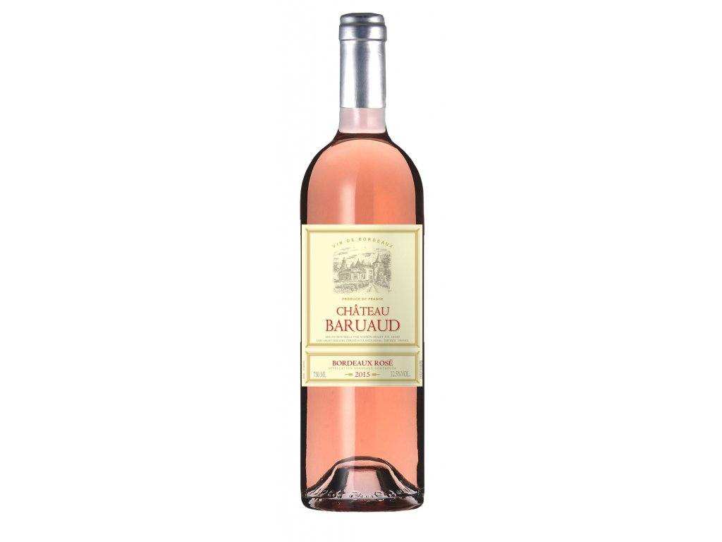 BARUAUD BORDEAUX ROSE 15 ANG 10