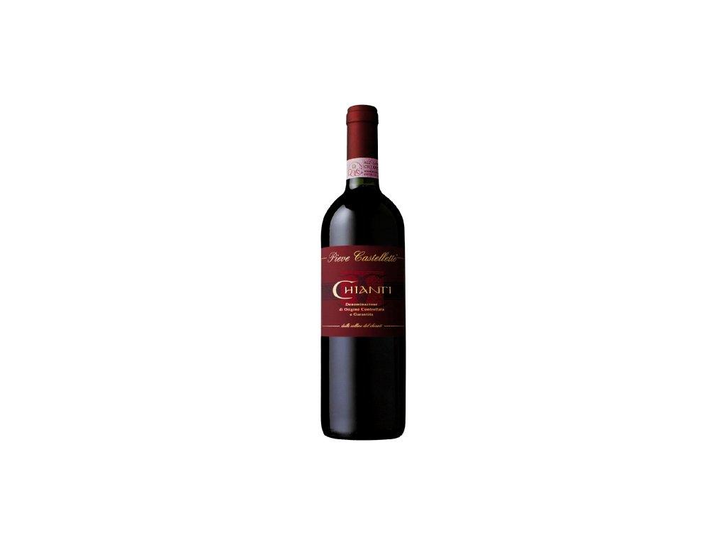 CHIANTI 075 PIEVE CASTELLETTO 5