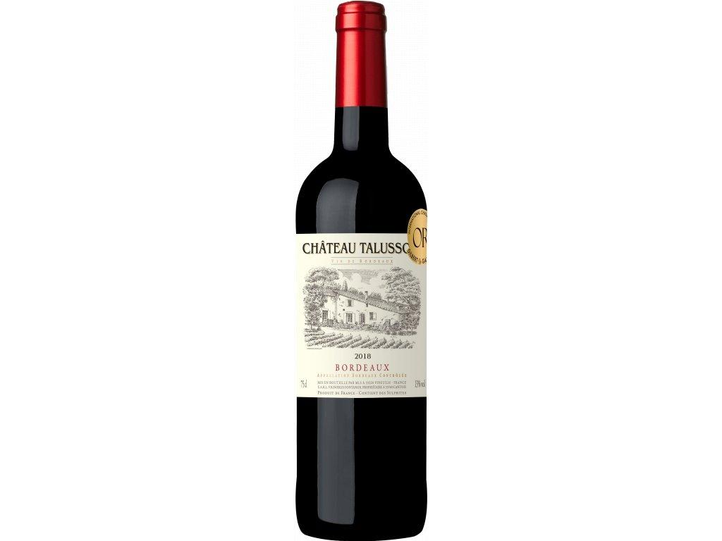Bordeaux Ch Talusson