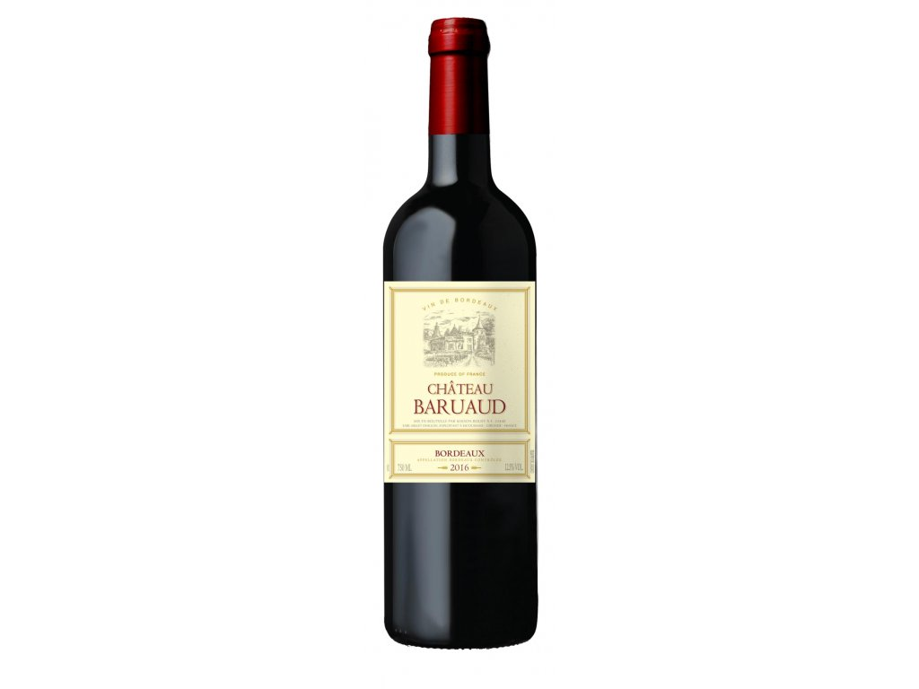 BARUAUD BORDEAUX ROUGE 16 ANG 9