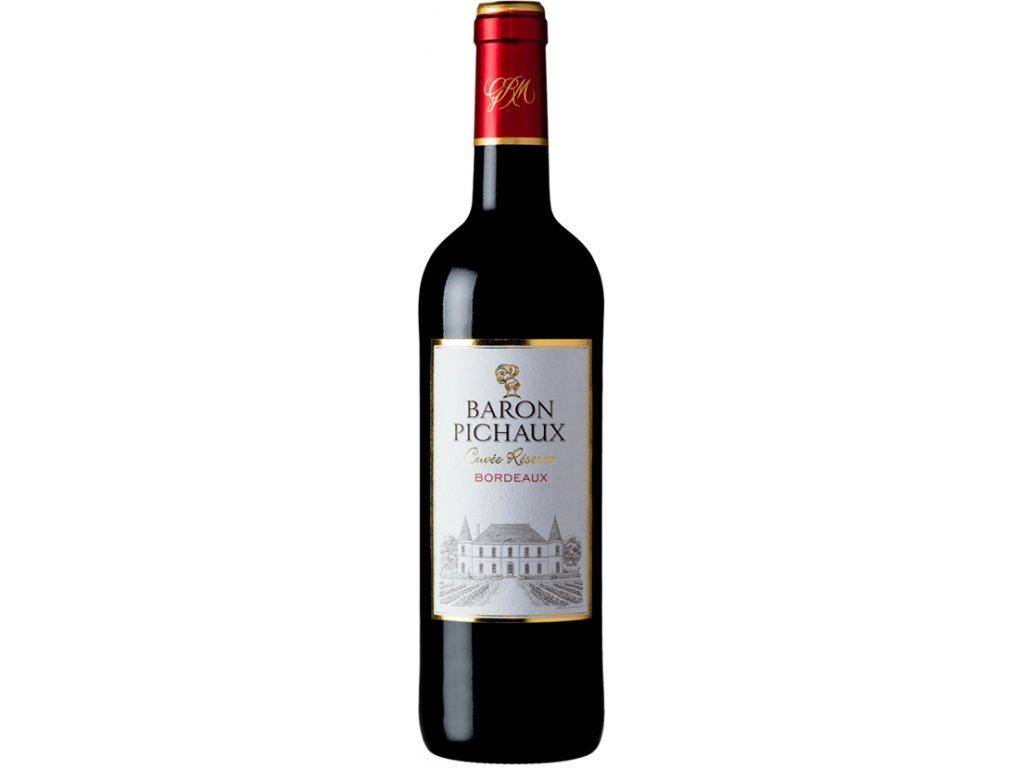 Bordeaux Baron Pichaux