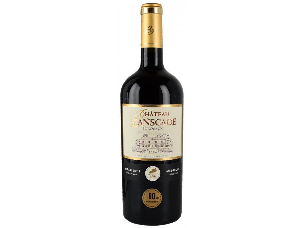 Bordeaux Ch Lanscade