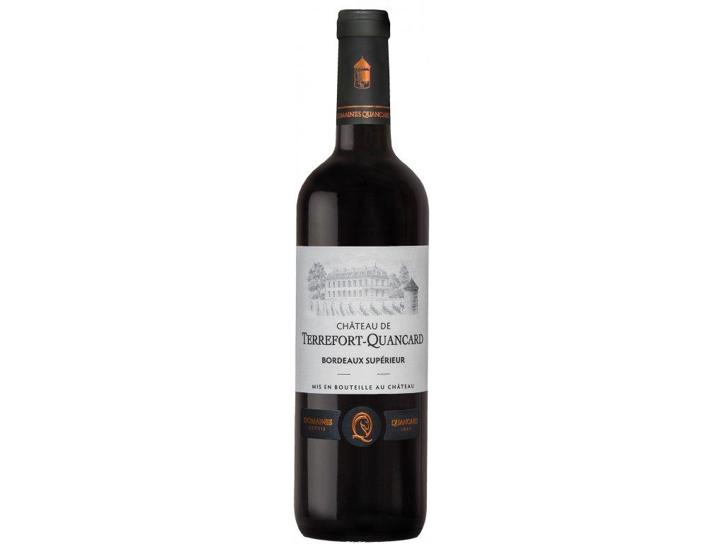 Bordeaux Terrefort Quancard