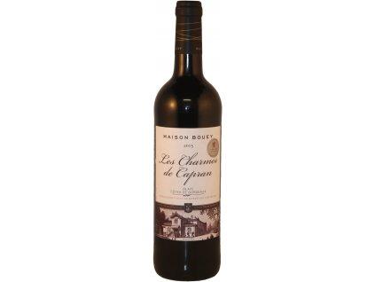 Les Charmes Capran Cotes De Bordeaux