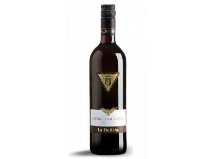 La Delizia - Cabernet Sauvignon 0,75L
