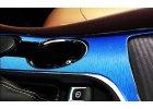 brouseny kov modry 3d brushed blue vinyl wrap 004