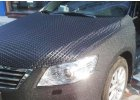 4d flash folie efekt kocicich oci cat eye vinyl wrap car 015