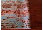 3d folie imitace rezaveho plechu rusty camouflage vinyl car body film typ03 003