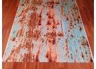 3d folie imitace rezaveho plechu rusty camouflage vinyl car body film typ03 008
