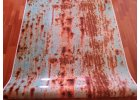 3d folie imitace rezaveho plechu rusty camouflage vinyl car body film typ03 010