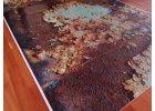 3d folie imitace rezaveho plechu rusty camouflage vinyl car body film typ17 002