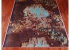 3d folie imitace rezaveho plechu rusty camouflage vinyl car body film typ17 009