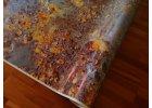3d folie imitace rezaveho plechu rusty camouflage vinyl car body film typ42 001