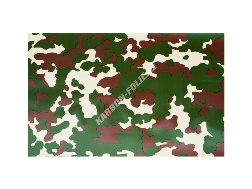 152cm x 1 5m camouflage folie 3d zelen tvarovateln. Black Bedroom Furniture Sets. Home Design Ideas