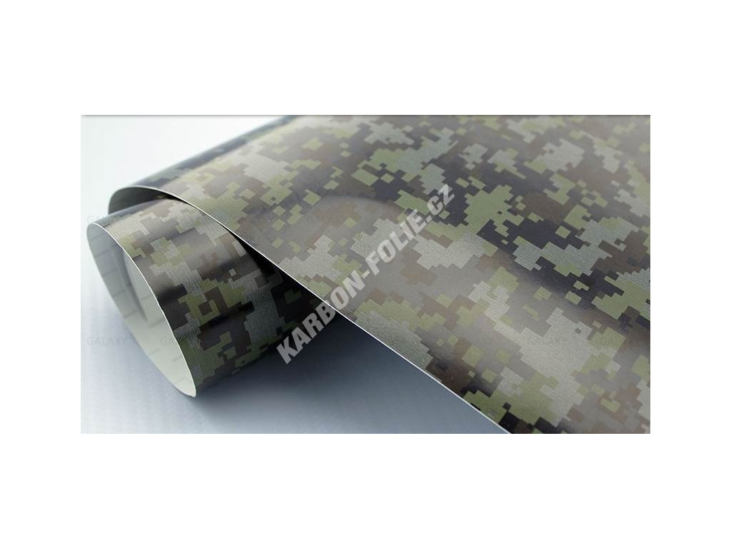 152cm x 2m camouflage folie 3d army tvarovatel0 karbon. Black Bedroom Furniture Sets. Home Design Ideas
