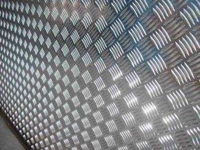 45cm x 250cm Plastická hliníková folie - imitace raženého plechu