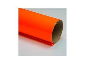 fluorescentni folie oranzova