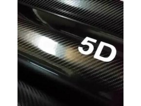 carbon 5d cerna black wrap vinyl 014