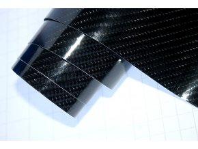 carbon 5d cerna black wrap vinyl 016