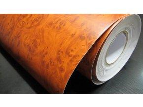 korenove drevo 3d folie woodgrain vinyl wrap 008