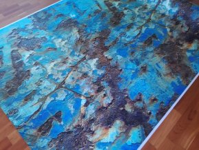 3d folie imitace rezaveho plechu rusty camouflage vinyl car body film typ49 001