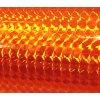 fantasy 1 4 mosaic fluorescent orange fluorescentni folie oranzova s holografickym efektem 003