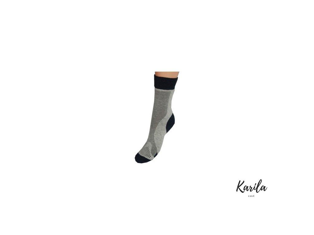 Pánské outdoorové ponožky Aktiv 254