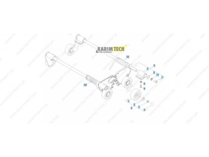 BR 4010C Adv - Chassis