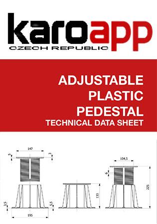 Technická specifikace stavitelných terčů