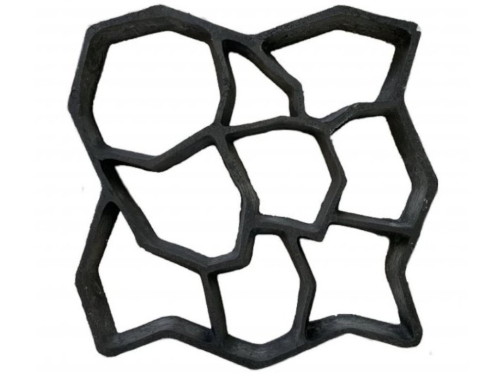 forma na vyrobu vlastniho chodniku dlazby beton
