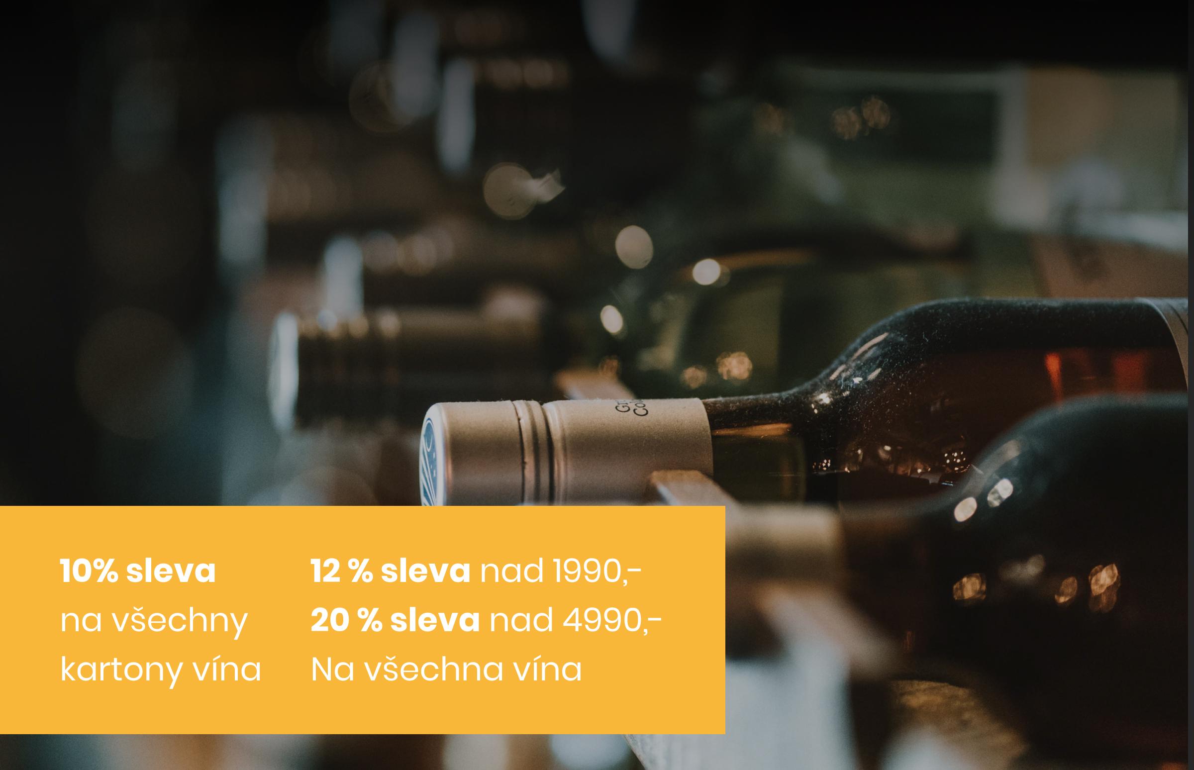 Kartony kvalitního vína Vám přivezeme po Praze expresně do hodiny, s dopravou zdarma, nonstop