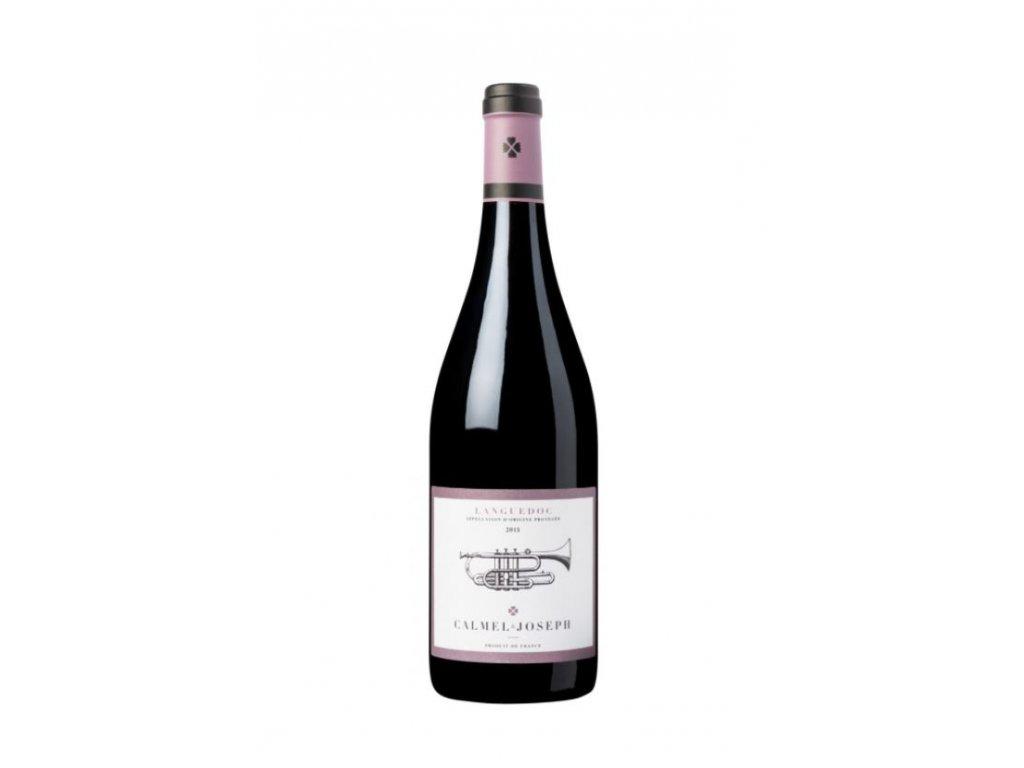 frč Calmel & Joseph Languedoc Rouge AOP 0,75l 14%