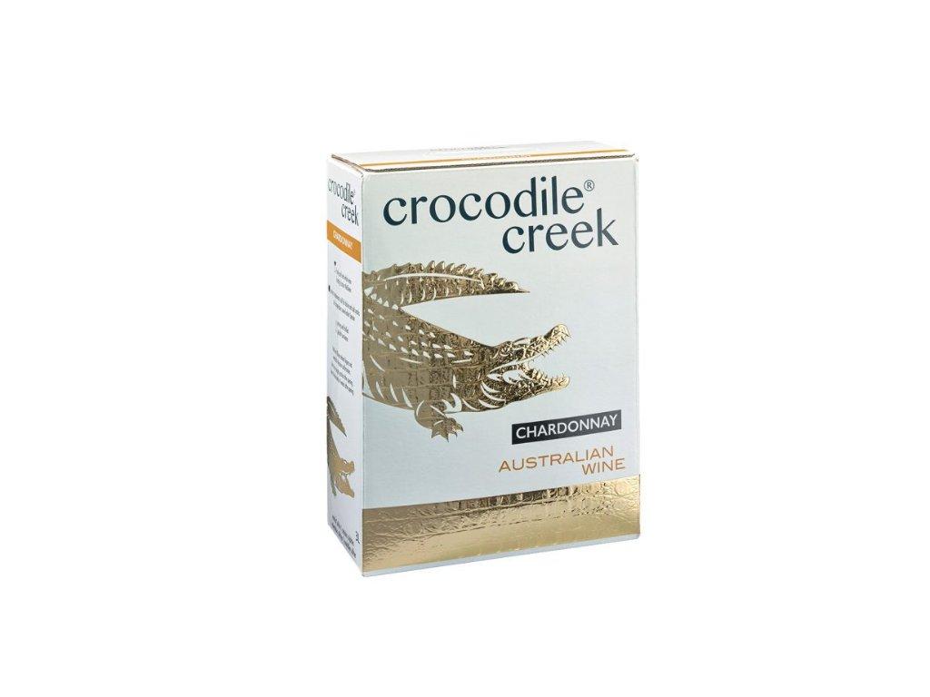crocodile bílé