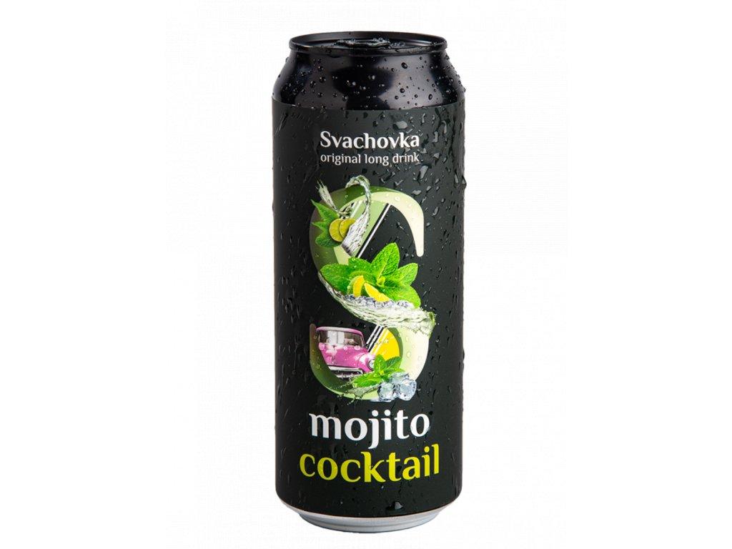 Mojito cocktail Svachovka 72% alk. 500ml
