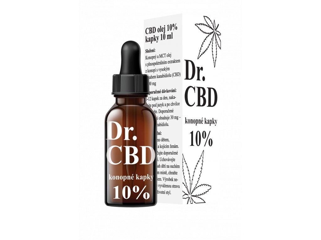 CBD olej 10
