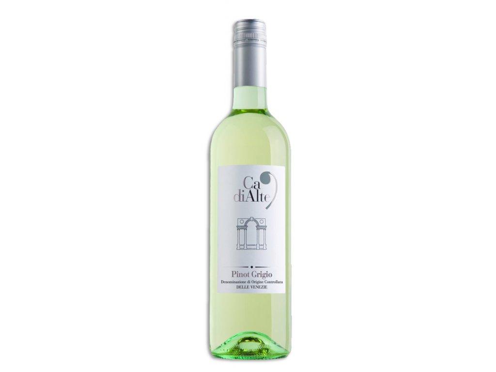vino pinot vyska new