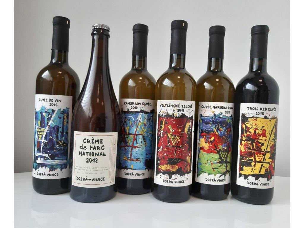 BIO Dobrá vinice MIX