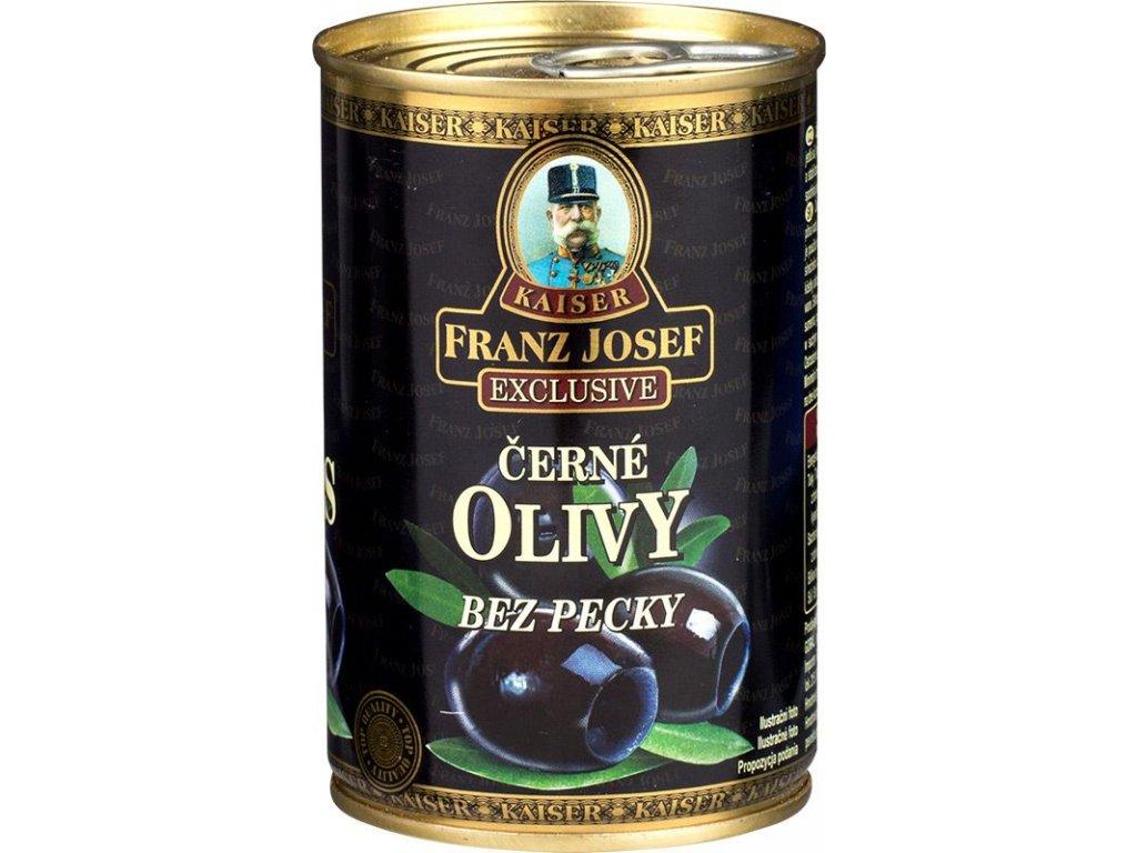 přísady olivy černé