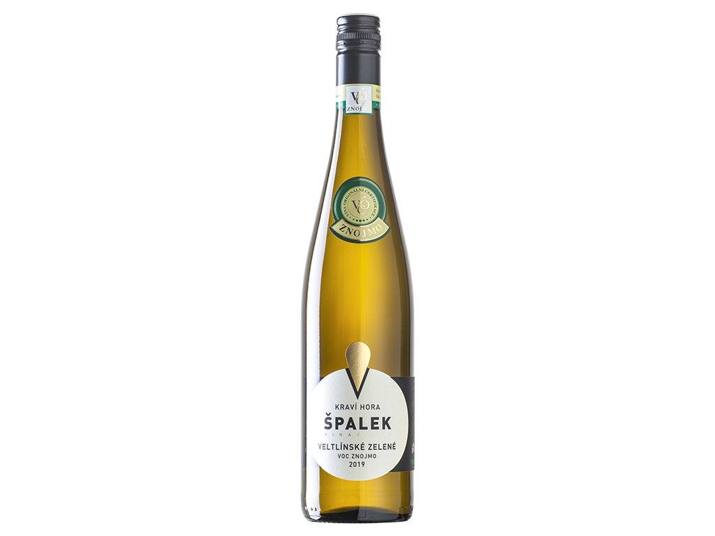 Vinarstvi Spalek Veltlinske zelene VOC 2019