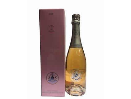 BPHR Champagne rosé
