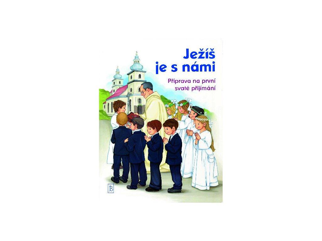 Ježíš je s námi, učebnice
