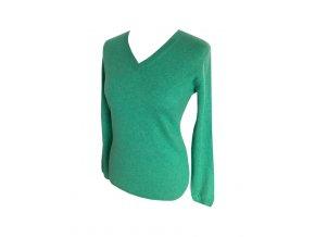 Marie lund kasmirovy svetr zeleny