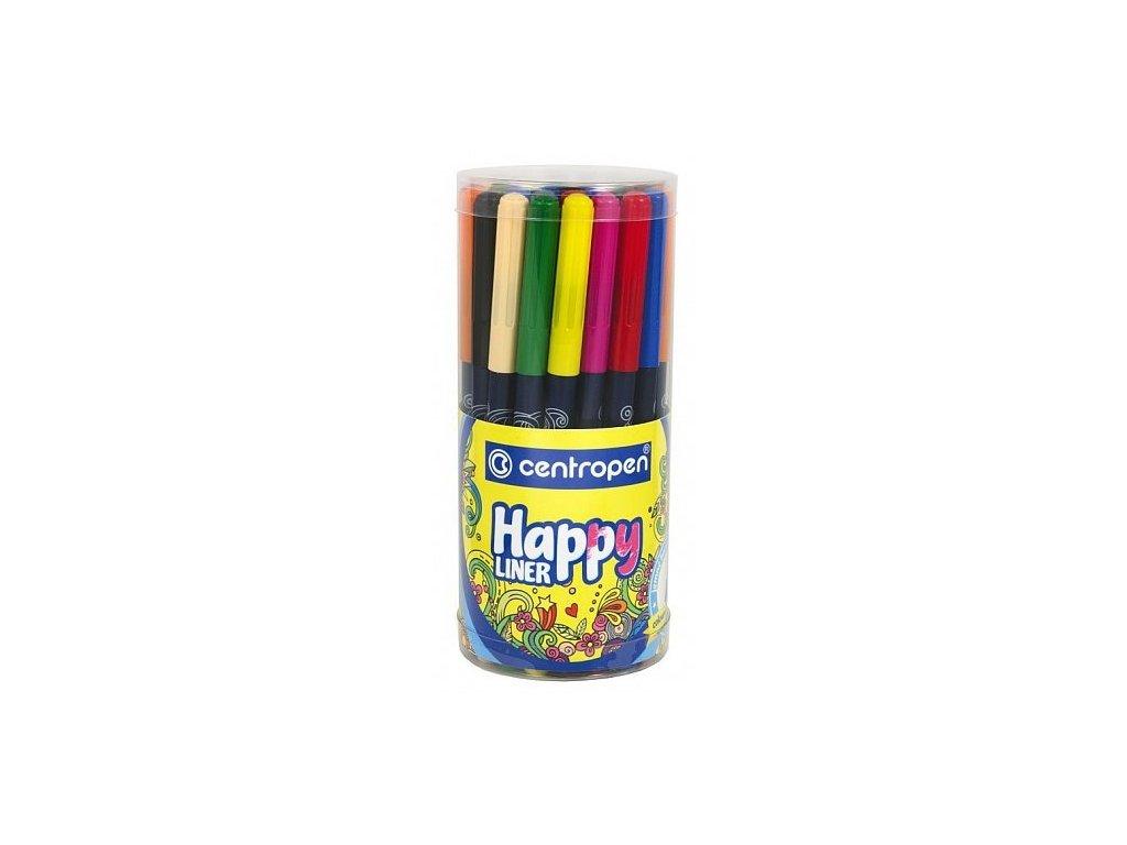 Centropen 2521 Happy liner 36ks