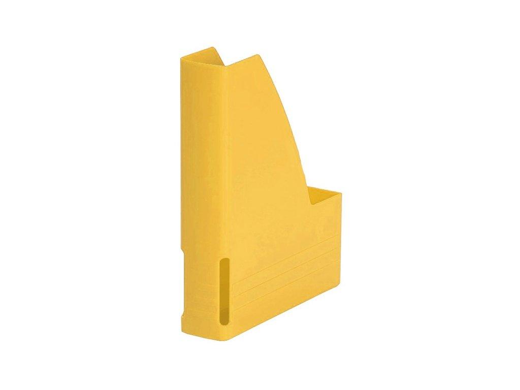 Magazin box Chemoplast plastový A4 žlutý