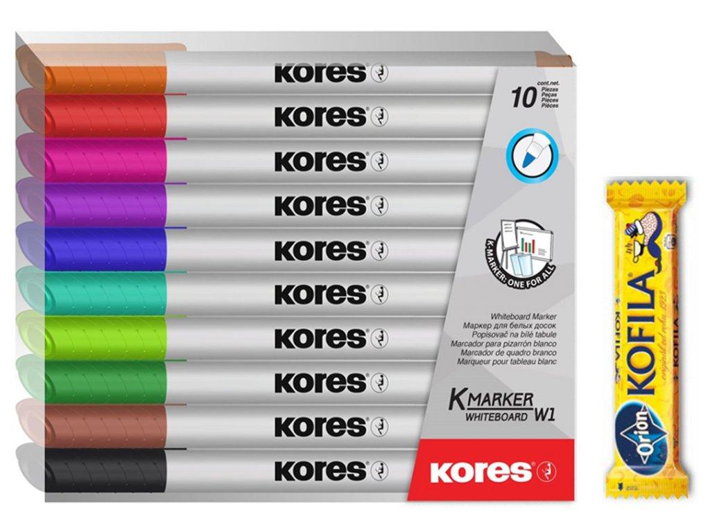 AKCE Kores K-Marker WB W1 10ks