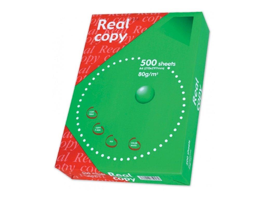 REAL COPY A4 80g
