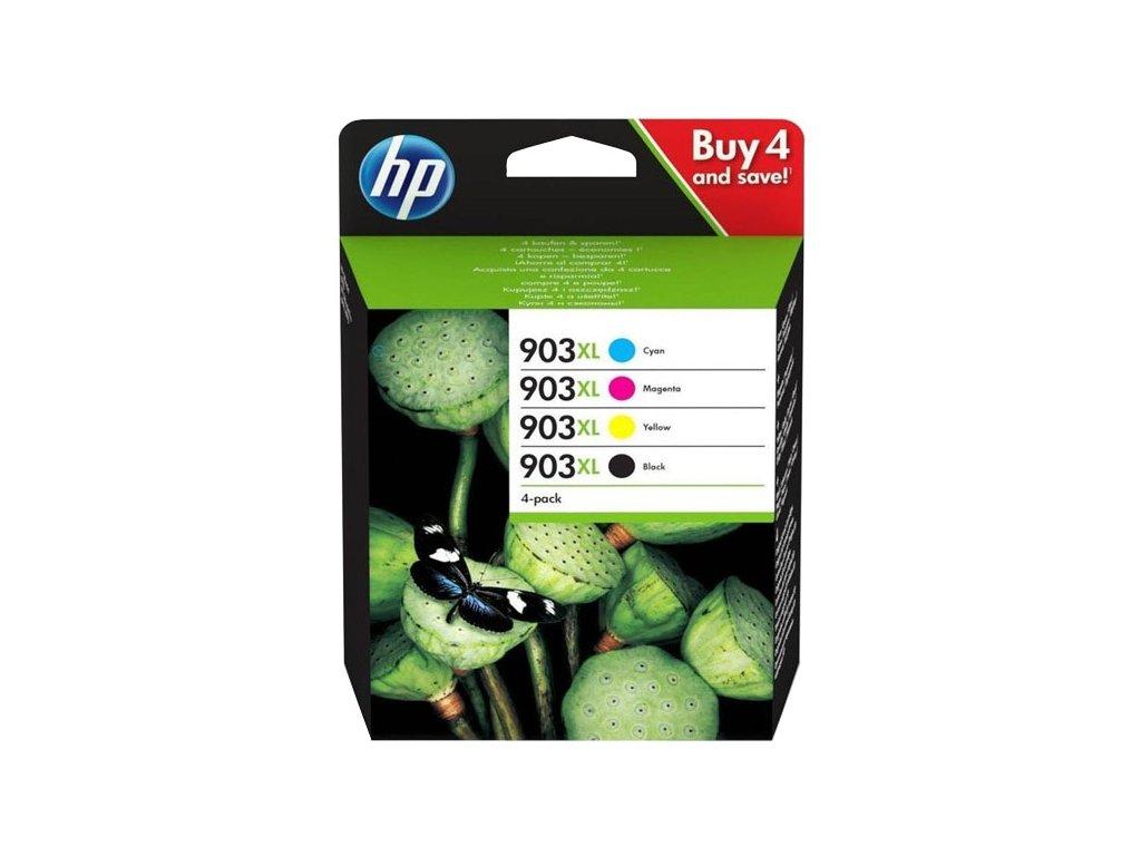 Originální sada inkoustů HP 3HZ51AE no.903XL CMYK